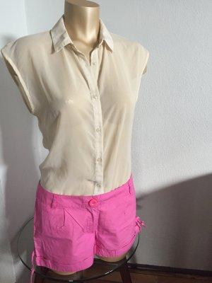 H&M Shorts rosa Cotone