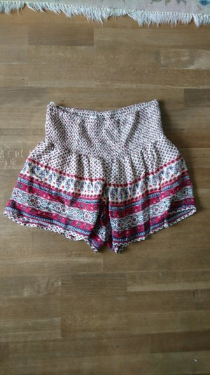 Sommer Shorts mit Muster