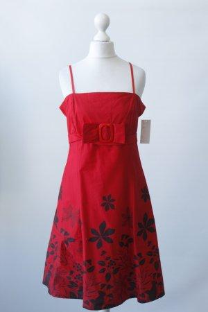 Sommer-Sonne-rotes Sommerkleid L NEU