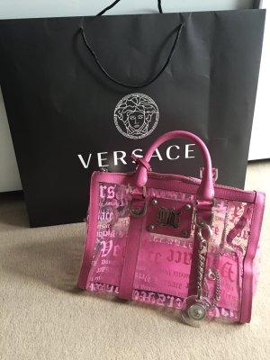 Versace Carry Bag pink