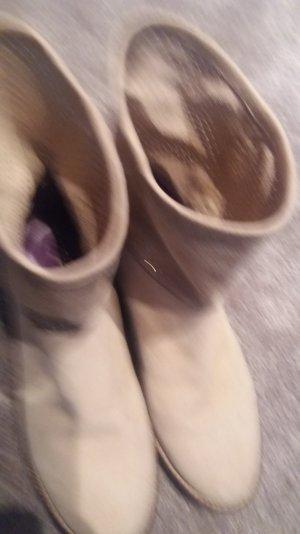 Sommer Stiefel butterweiche voll lederne Stiefel.