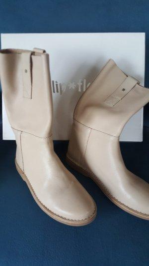 Sommer Stiefel von flip*flop Leder Gr.41