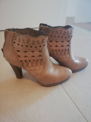 Ankle Boots light brown