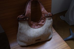 Sommer Strand City Bag, Model Rising Star, Strohtasche edel, neu mit Etikett