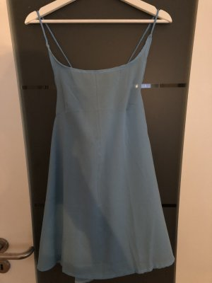 Sommer- Strandkleid in blau