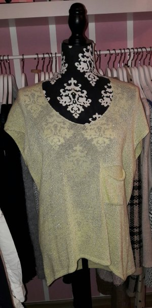 Knitted Jumper silver-colored-primrose