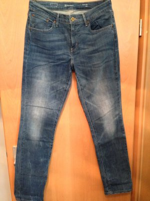 Sommer Trend Levis Stoned Wash Slim Fit Jeans
