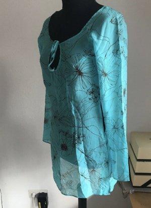 Sommer Tunika Kleid Strand M