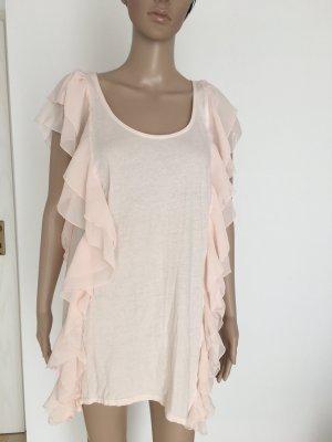 H&M Garden Collection Mini Dress pink