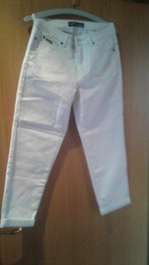 Arizona Jeans 3/4 blanc