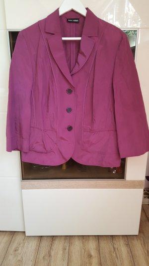 Sommerblazer/Kurzjacke Gerry Weber Größe 44 violett