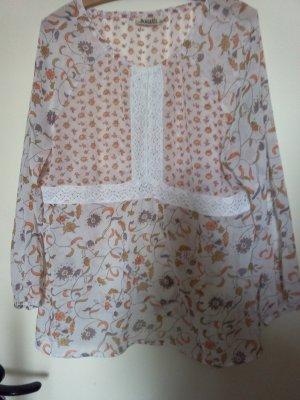 Boysen's Blusa de manga larga multicolor Poliéster