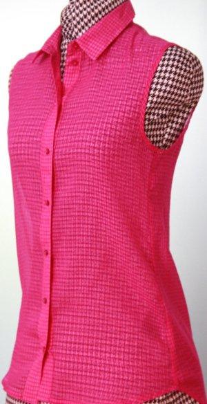 Sommerbluse Bluse von H&M violett Gr. 34