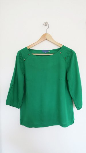 Sommerbluse grüne leichte Bluse