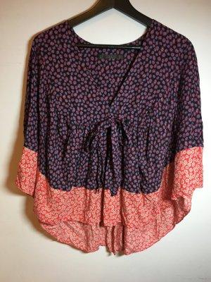 Zara Trafaluc Slip-over blouse veelkleurig
