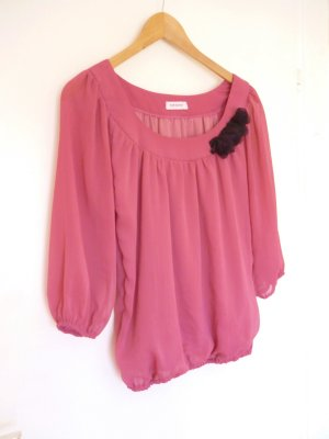 Sommerbluse Orsay rosa