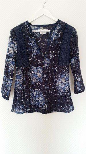 Sommerbluse von H&M in blau