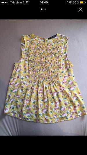 Zara Blouse jaune