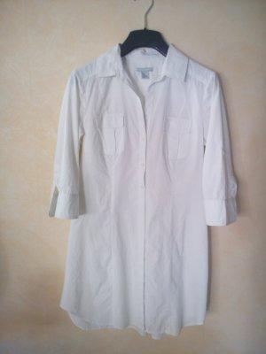 Long Blouse white cotton