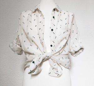 Sommerhemd mit Sternchen