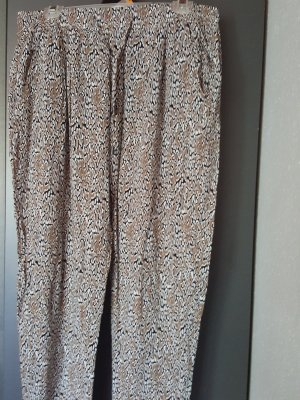 Esmara Pantalón estilo Harem multicolor Viscosa