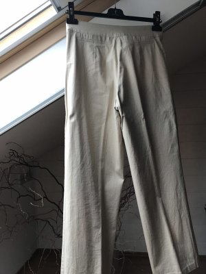 Claudia Sträter Low-Rise Trousers cream