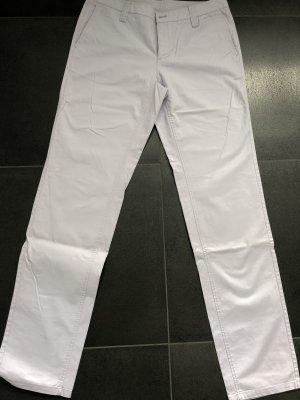 Part two Pantalon chinos mauve coton
