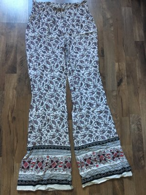 H&M Divided Flares oatmeal
