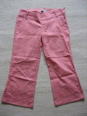 sommerhose bermudas rosa terranova neu karriert gr. s 36