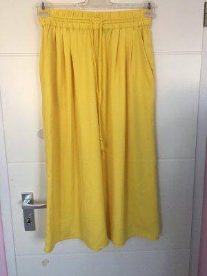 Zara Pantalón amarillo
