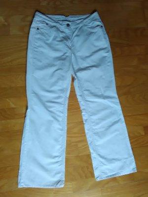 Cecil Pantalone bianco-bianco sporco