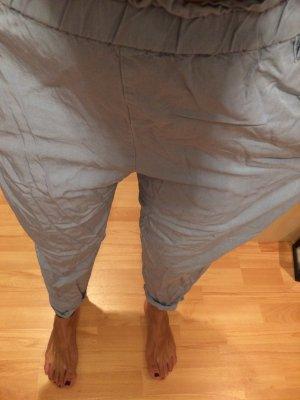 H&M Pantalone culotte blu pallido