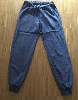 Pantalone bloomers azzurro