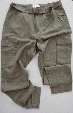 H&M L.O.G.G. Pantalone kaki cachi