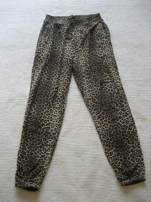 sommerhose leoprint gr. s 36