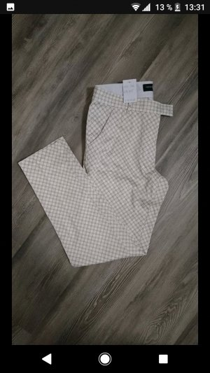 Tchibo / TCM Pantalon à pinces multicolore tissu mixte