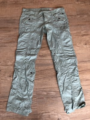 edc by Esprit Cargo Pants turquoise