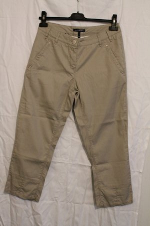 Atelier Gardeur 7/8 Length Trousers green grey
