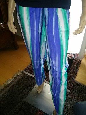 Avitano Pantalon 7/8 multicolore viscose