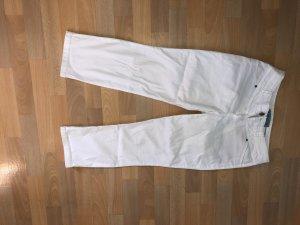 Street One Pantalon 7/8 blanc coton