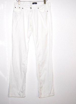 Sommerhose weiss von Dolce&Gabbana Gr.40