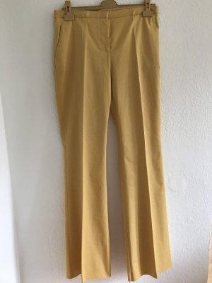 Missoni Pantalón de campana naranja dorado Algodón