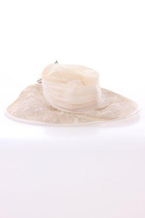 Sun Hat beige-white