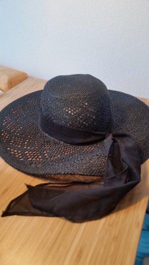 H&M Sombrero negro