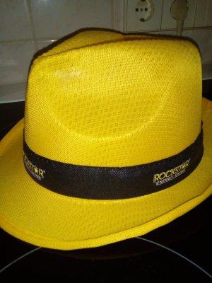 Straw Hat yellow