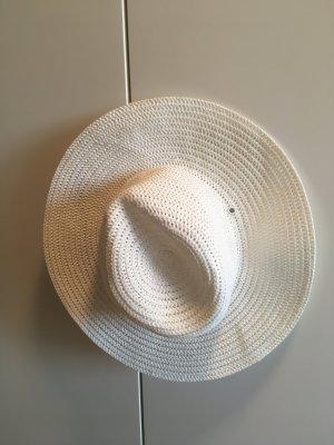 Chapeau de soleil blanc