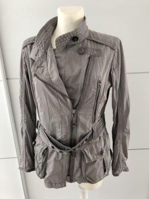 Cinque Outdoor Jacket silver-colored