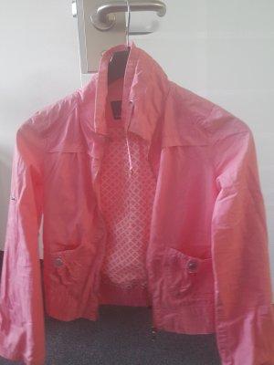 Oversized Jacket pink-pink