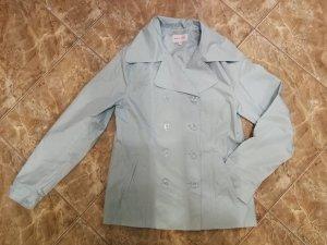 Jennifer Taylor Jacket baby blue polyester
