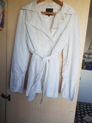 Amisu Veste longue blanc